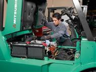 Forklift Service & Maintenance in CA